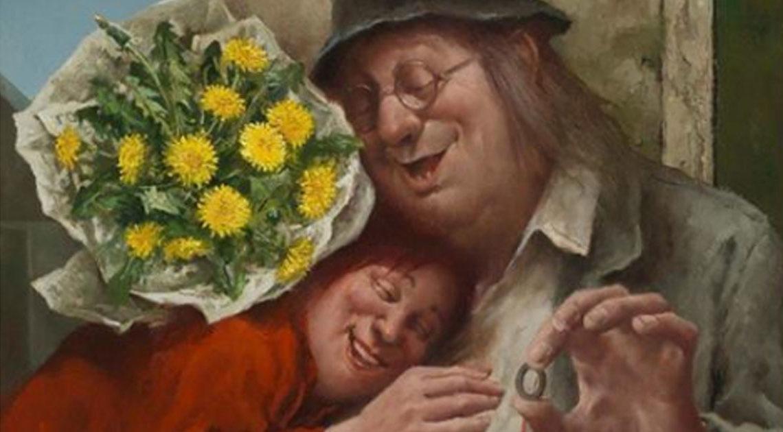 Когда я стану старой тёткой…Великолепное стихотворение