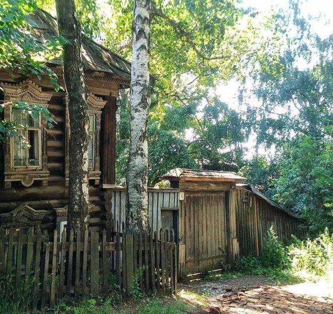 25 снимков настоящей русской деревни, от которых невольно хочется вернуться в детство