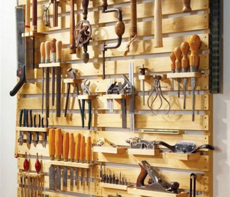 18 простых и эргономичных идей хранения вещей дома и за его пределами