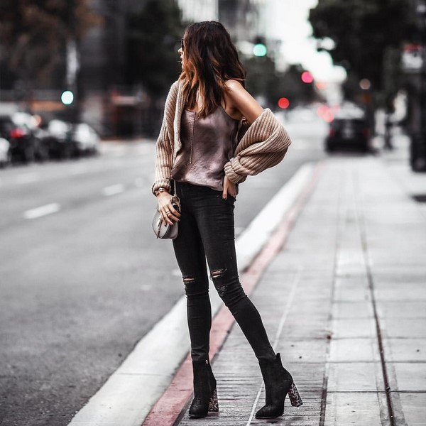 Мода на осень, модная осенняя одежда, осенние тренды.