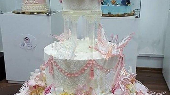Самые сказочные торты от Рената Агзамова