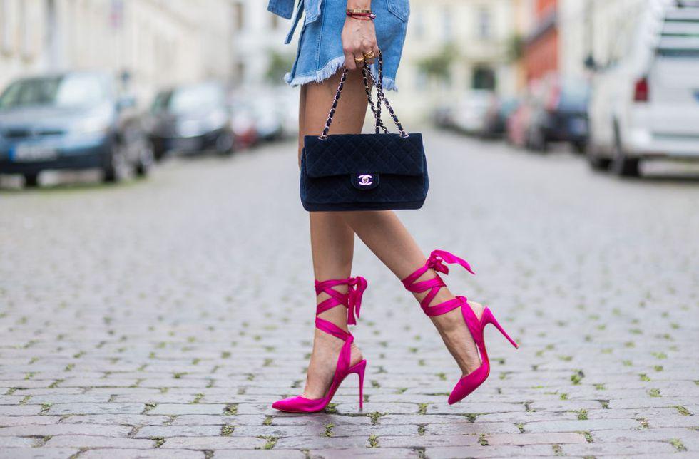 модная женская обувь картинка