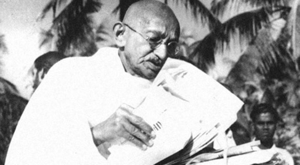 Ганди: найди цель — ресурсы найдутся