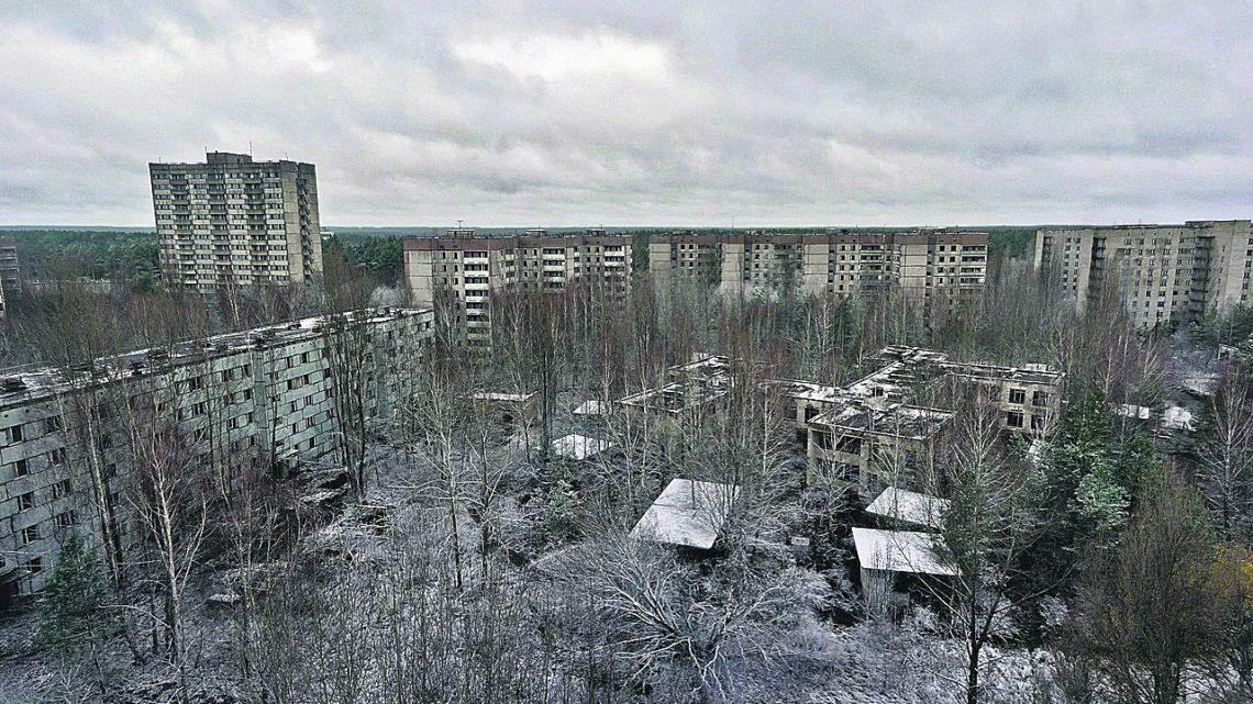Город Припять. Джунгли Чернобыля