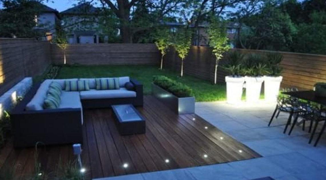 60 крутых идей дизайна двора в частном доме