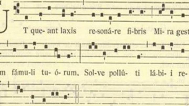Кто придумал нотную грамоту и почему именно До-Ре-Ми-Фа-Соль-Ля-Си