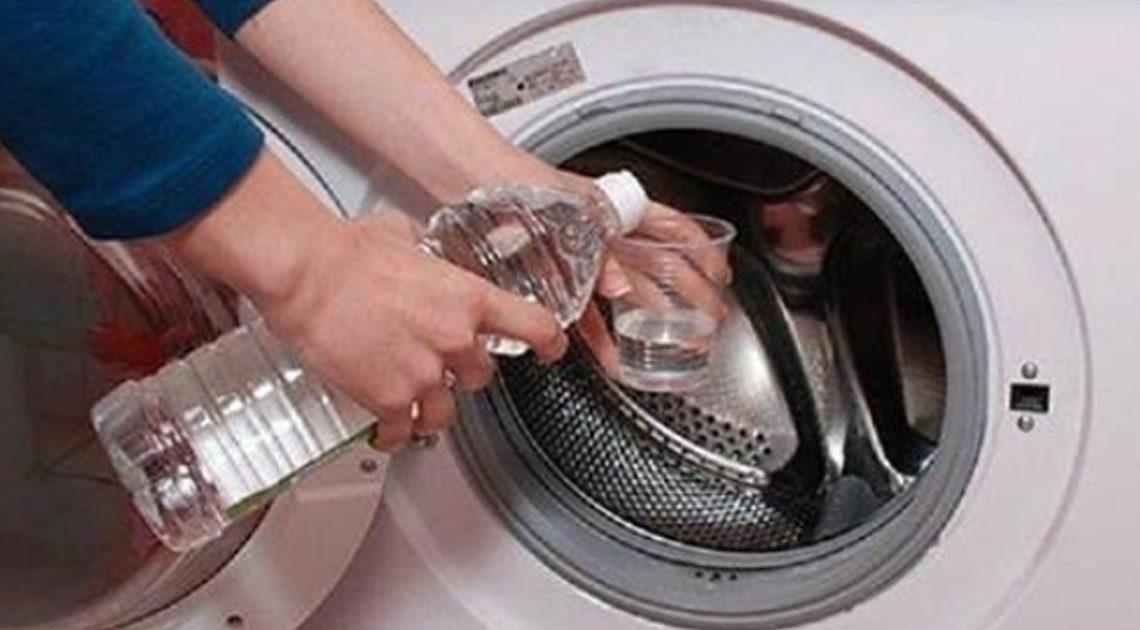 Бюджетный способ чистки стиральной машинки