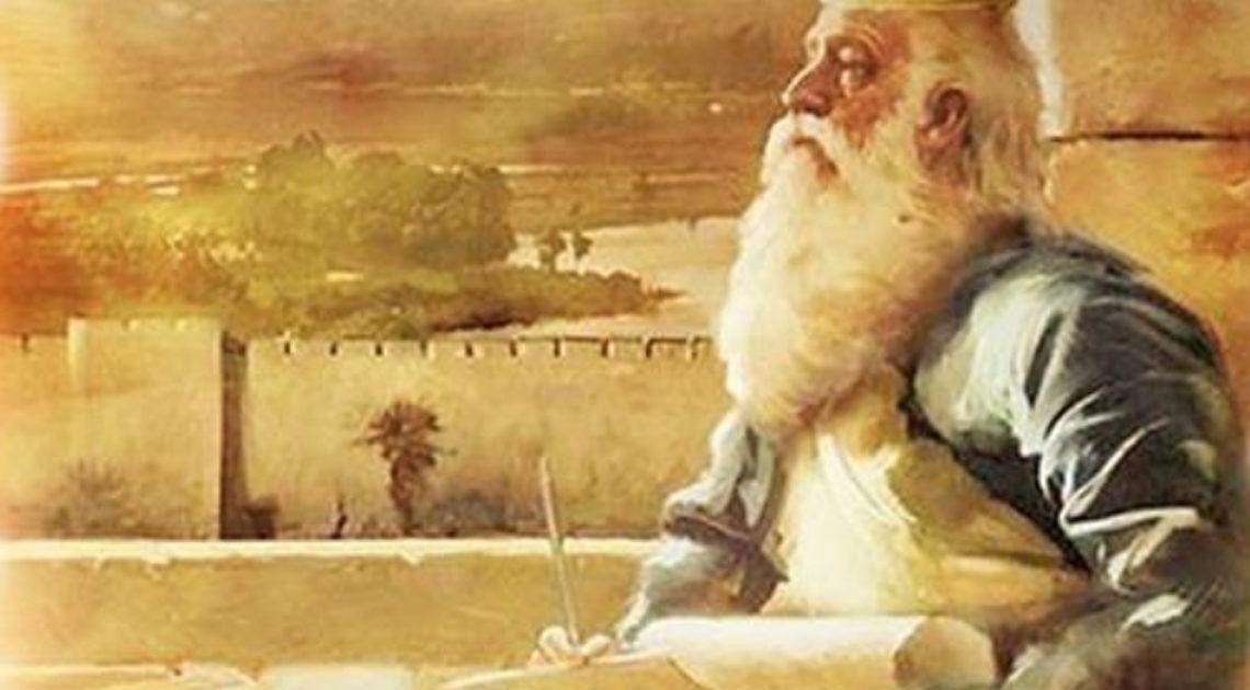 Притча Царя Соломона — где собрана вся мудрость мира