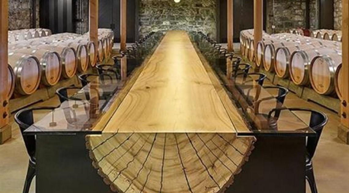 15 невероятно потрясающих своим исполнением столов