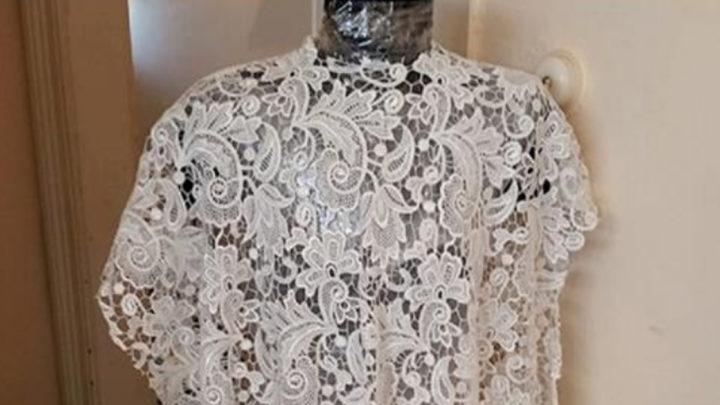 Невеста сама сшила себе свадебное платье, которое не отличить от дизайнерских моделей из салона (20 фото)