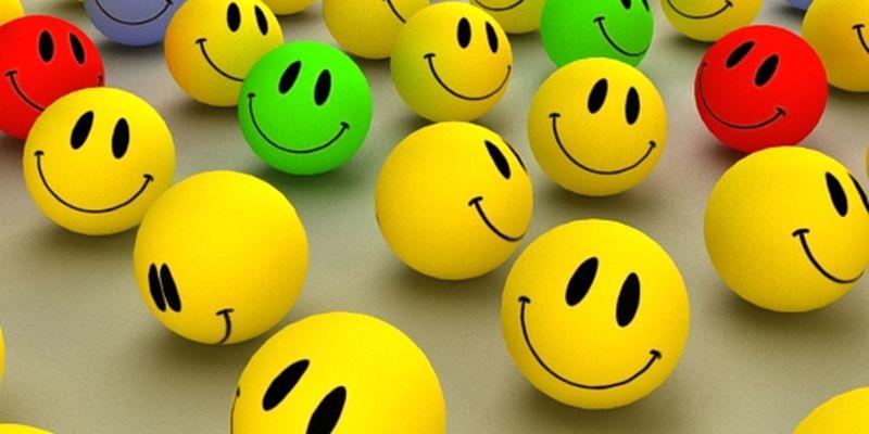 10 веселых мыслей в картинках для хорошего настроения на весь день