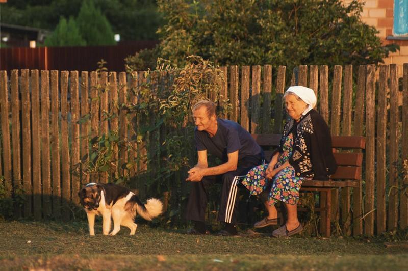 Подборка снимков для тех, кто проводил время в деревне у бабушки. Ностальгия