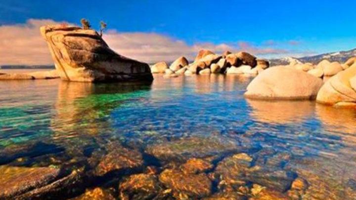 Уникальные места на Земле с кристально чистой водой.