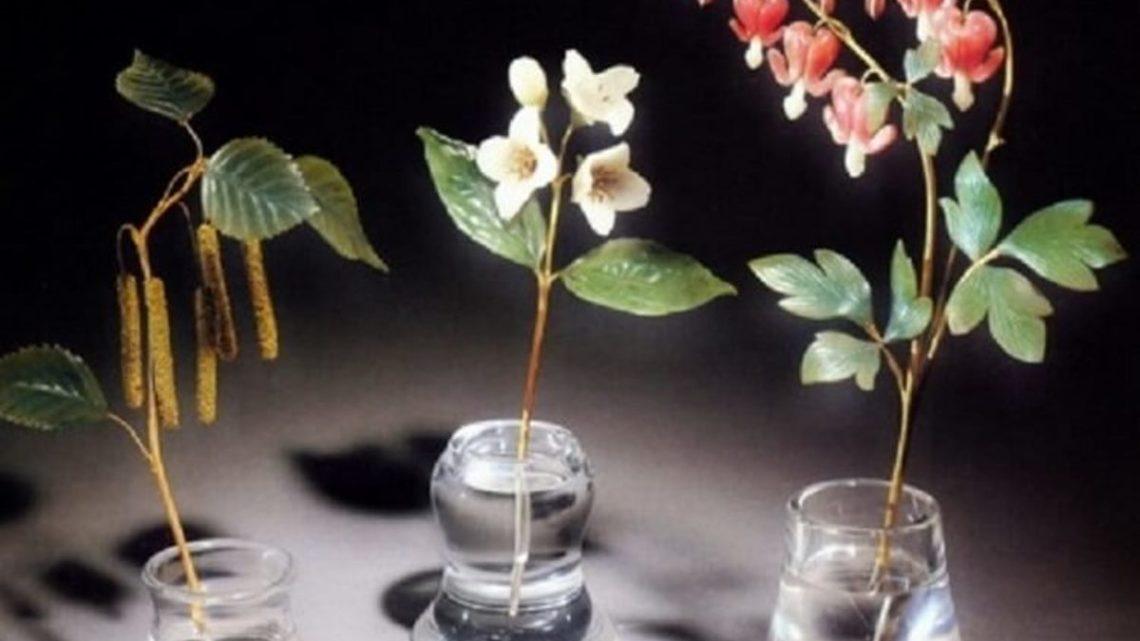 Настоящее чудо: Изысканные каменные цветы Карла Фаберже