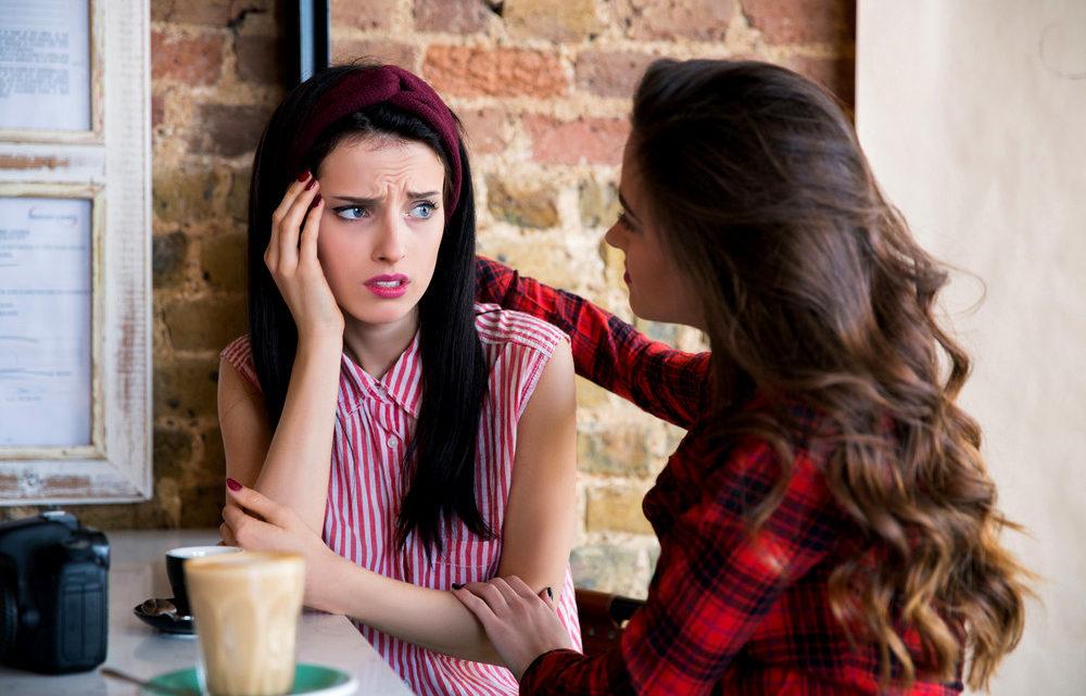 Почему нельзя слушать жалобы