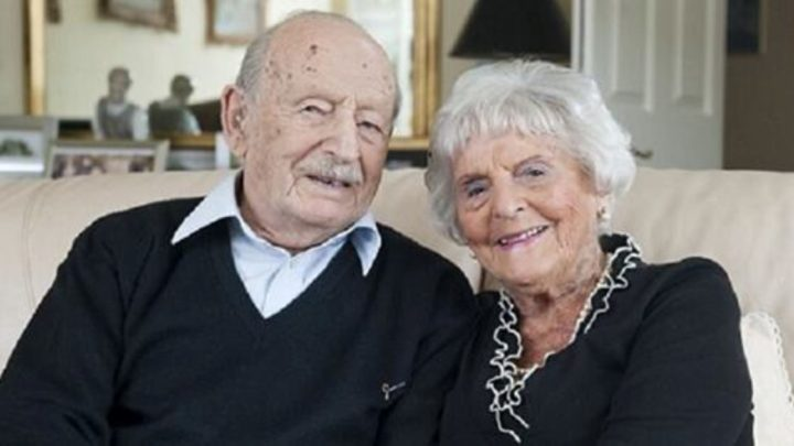 87 лет вместе… Еврейская пара поставила рекорд продолжительности совместной жизни