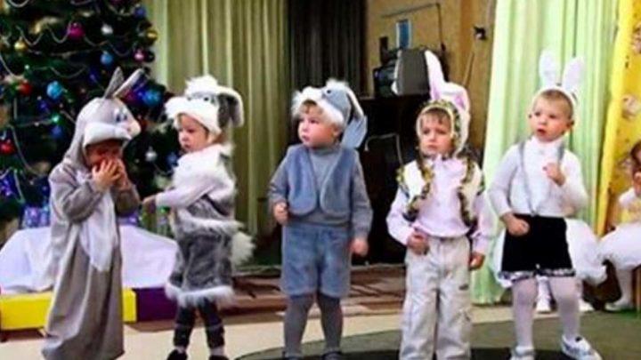 Уморительная история о том, как папа с двумя друзьями сделали сыну костюм на утренник