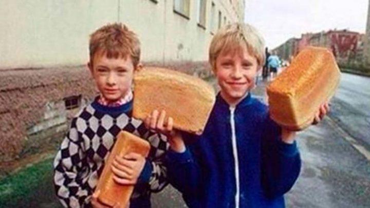 Что помнят и не забудут рожденные в СССР? (21 фото)
