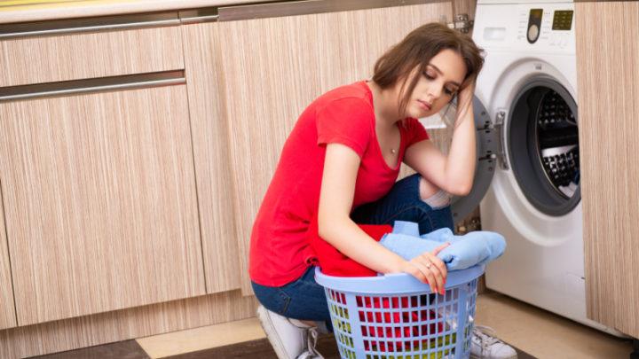 Куда на самом деле нужно засыпать стиральный порошок?